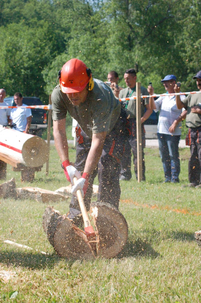 Fakitermelő verseny Ropoly 1