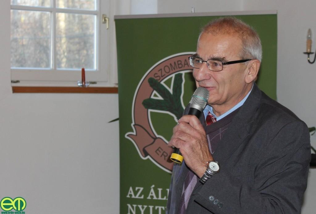 Prof. Dr. Horváth Béla