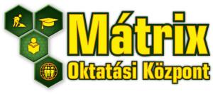 Ma´trix Oktata´si Ko¨zpont ve´gleges logo SZINES