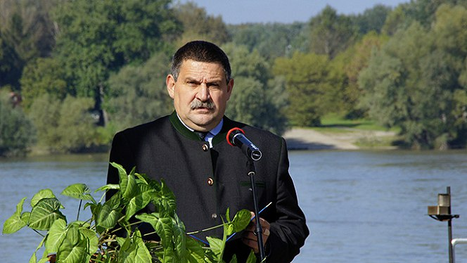 Csonka Tibor - Fotó: www.turistamagazin.hu