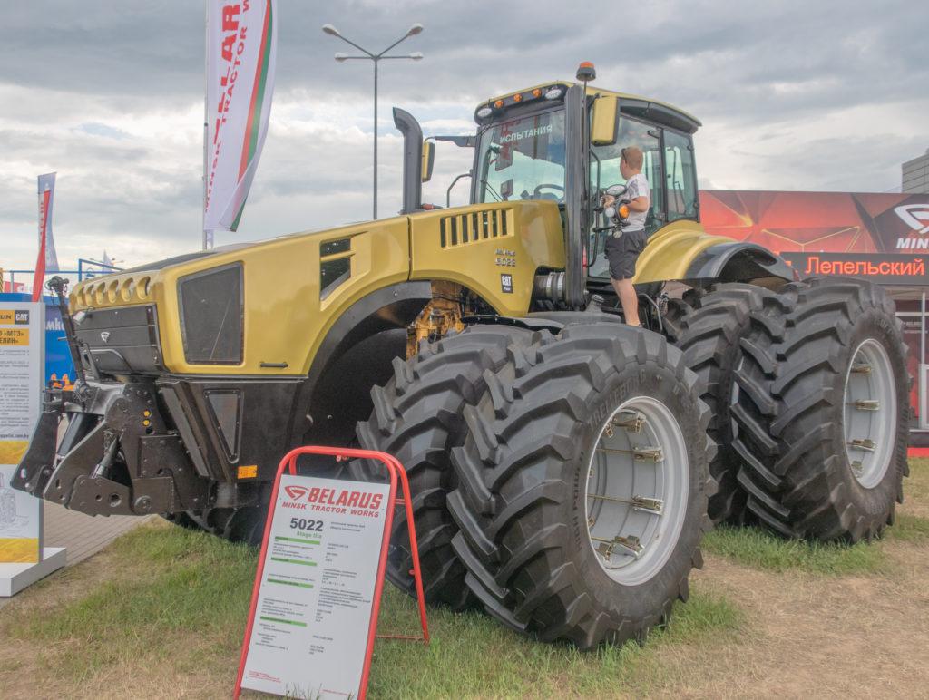 Belarus-522 (Yellow Line) traktor