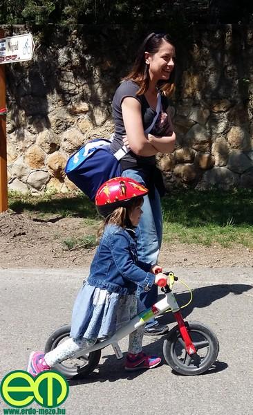 Börzsönyi kerékpárút-átadó és a Királyréti Erdei Kisvasút Napja