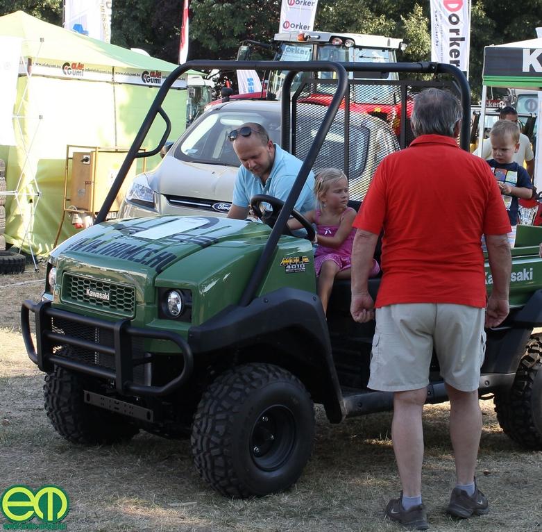 Farmer-Expo 2013 - Erdészeti szemmel