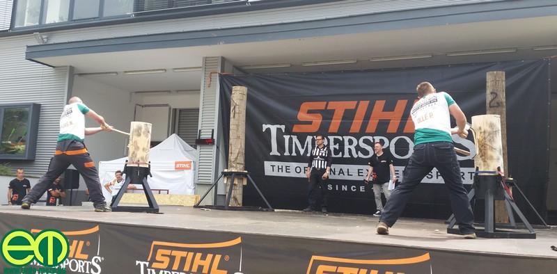 STIHL Timbersports Nemzeti Bajnokság 2016 - STIHL családi nap