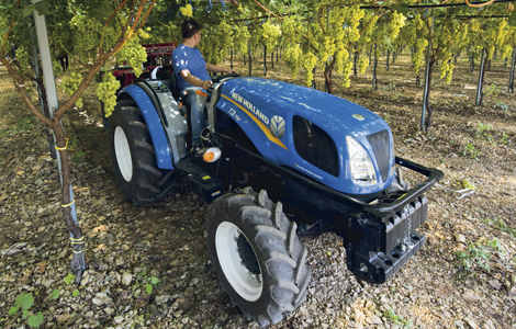 New Holland T3.75F