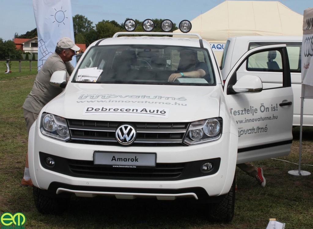 Volkswagen Amarok terepjáró
