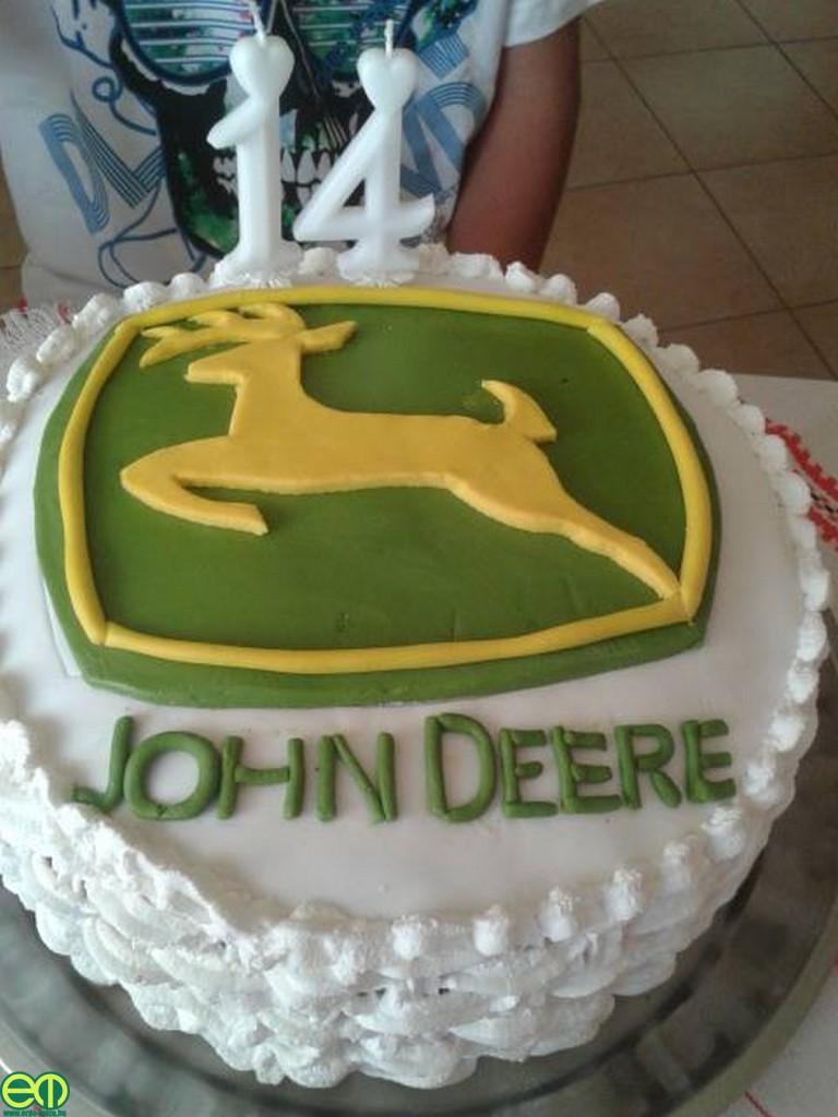 Béres Gábor születésnapi tortája