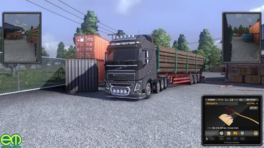 Guman Patrik - Euro Truck Simulator
