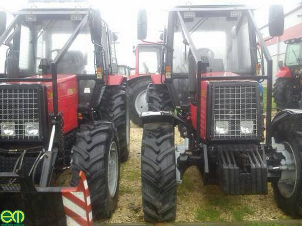 Szikszai Sándor képe - Erdészeti MTZ traktorok