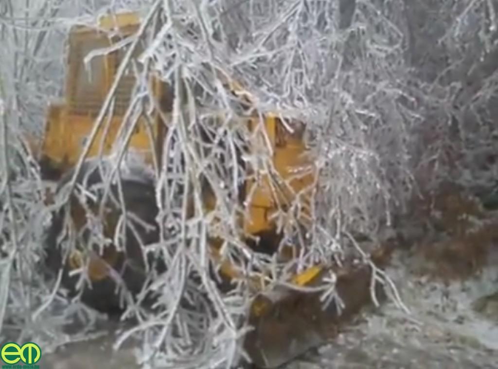 Kőszegi Róbertéknél az LKT esett a jég csapdájába