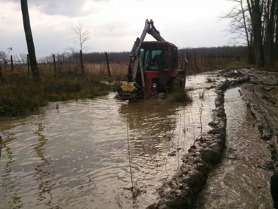 Ilyenek a körülmények Somogy megyében - Forrás: Olvasónktól - Erdő-Mező