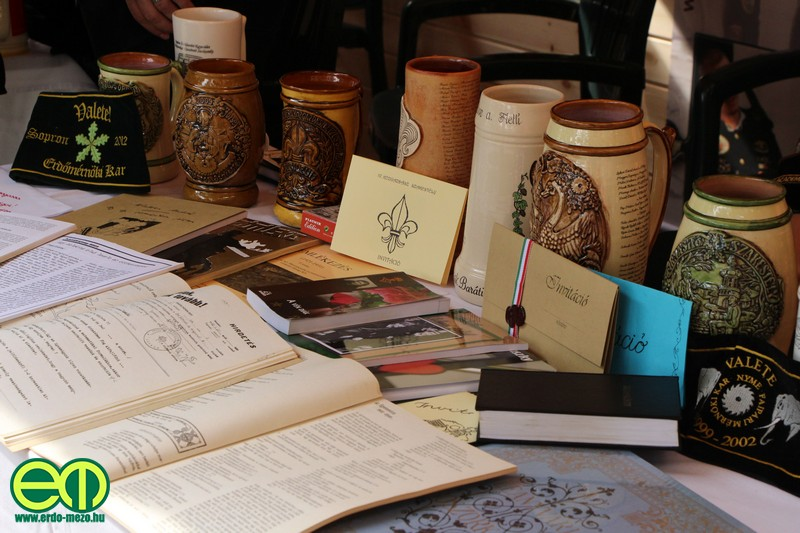 A selmeci hagyományokkal is megismerkedhettek a látogatók