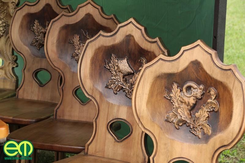 A kézművesek gyönyörű portékáikkal várták a látogatókat