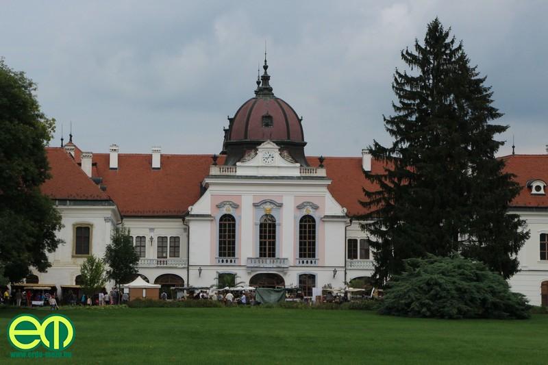 Festői környezetben, a gödöllői királyi kastélyban tartották a VIII. Gödöllői Vadásznapot