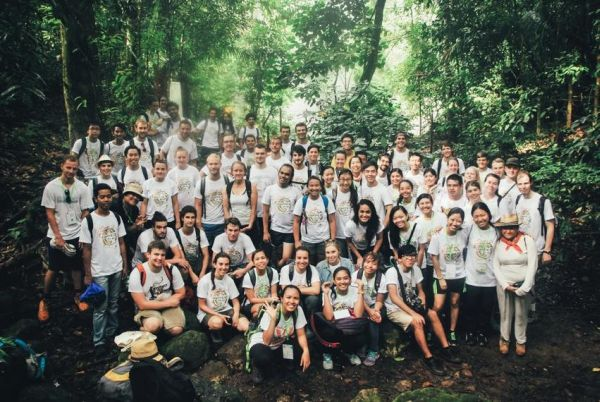 Az IFSS 2016 résztvevői