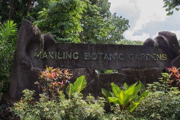 Makiling Botanikus-kert