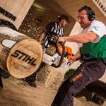 Stihl Timbersports World Championship 2013