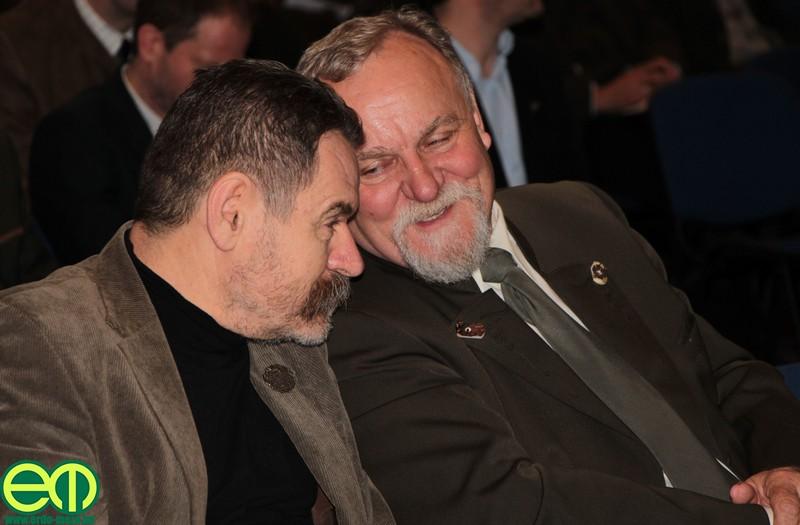 Csányi Sándor és Somogyvári Vilmos