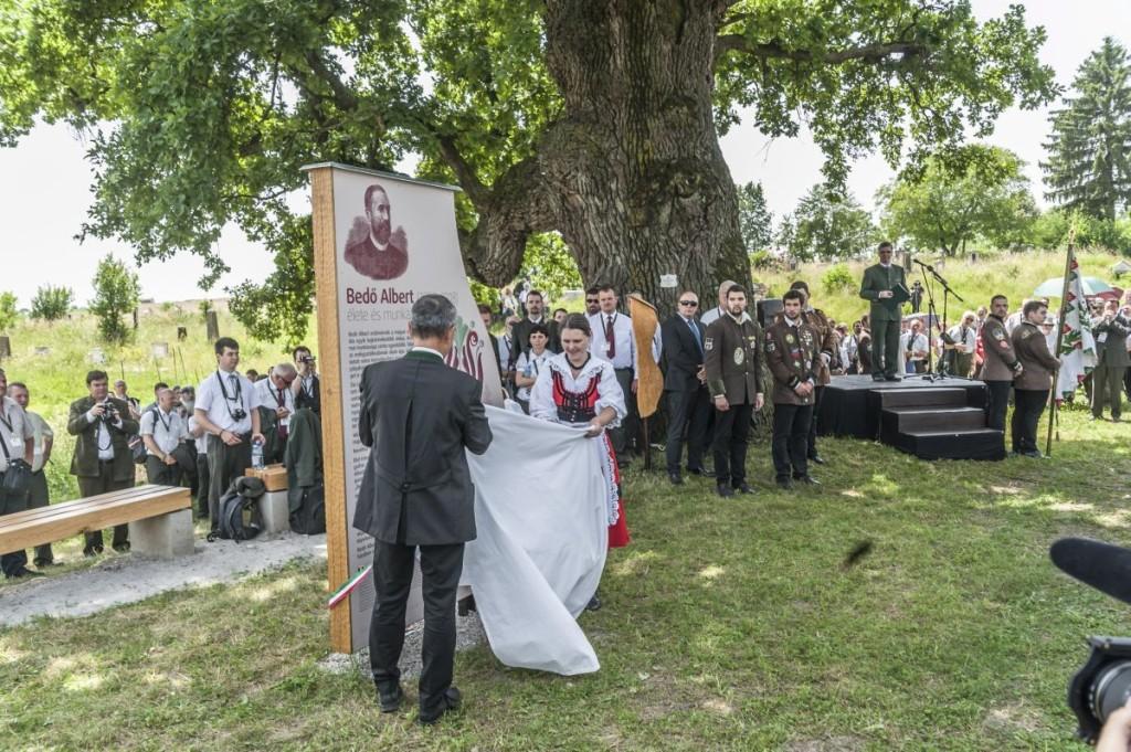 Az Országos Erdészeti Egyesület vándorgyûlése Sepsikõrös