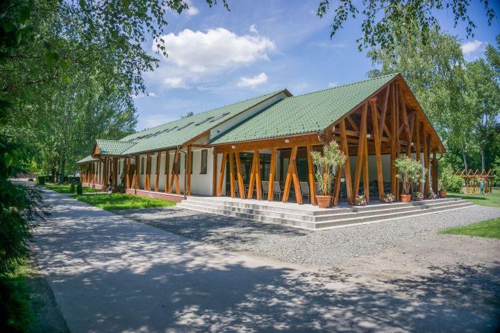 A megújult Gemenci Erdészeti Erdei Iskola