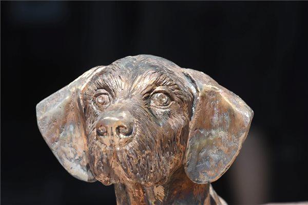 kutya_bronzszobor_2