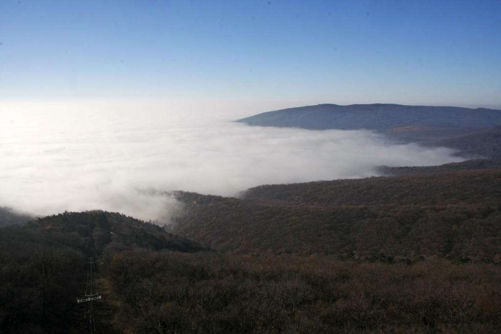 A Jakab-hegy impozáns látvány