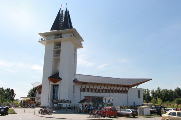 Tisza-tavi Ökocentrum Poroszlón