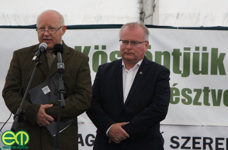 Duska József és Horváth Jenő