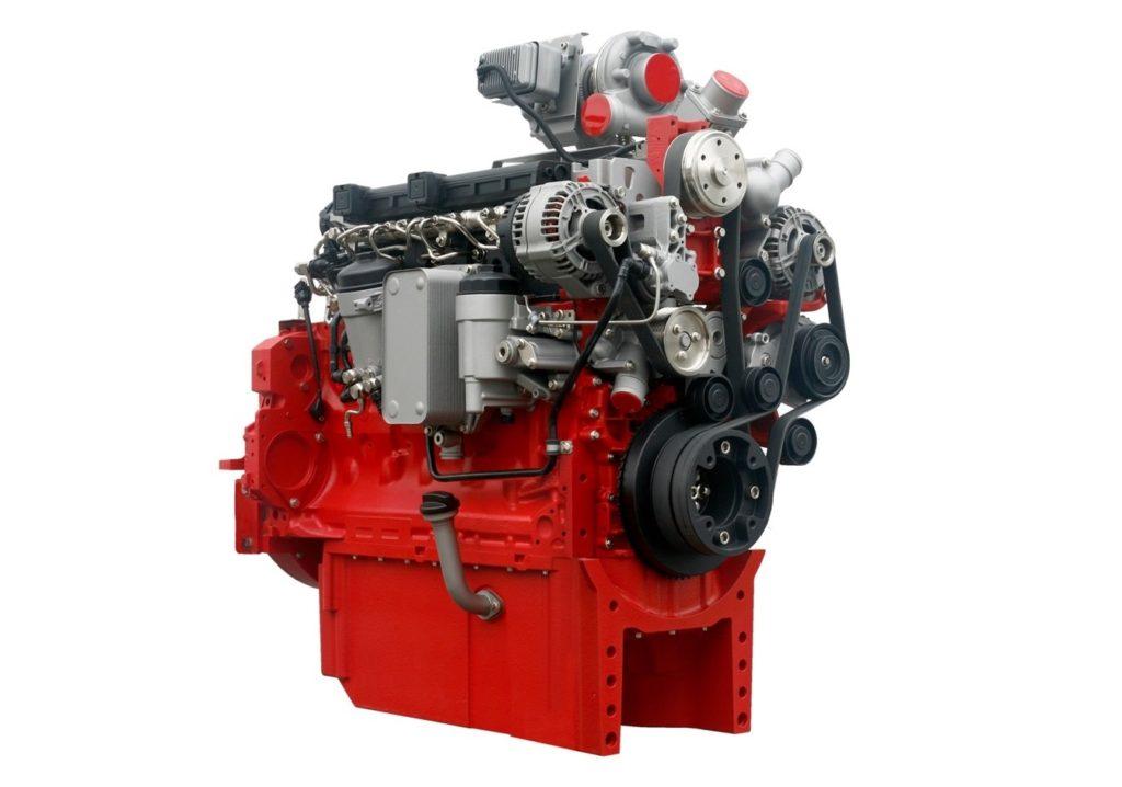 Deutz TTCD 6.1 L6 típusjelzésű dízelmotor