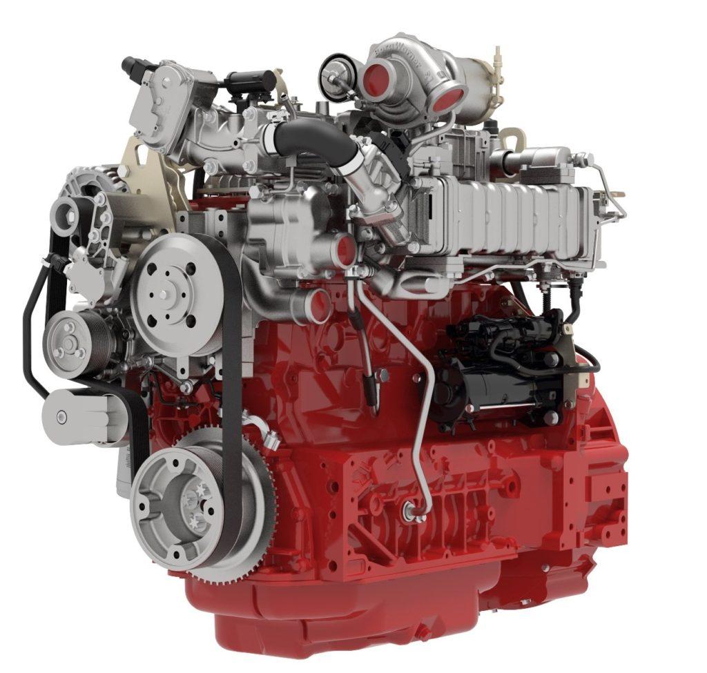 Deutz TCD 4.1 L4 típusjelzésű dízelmotor