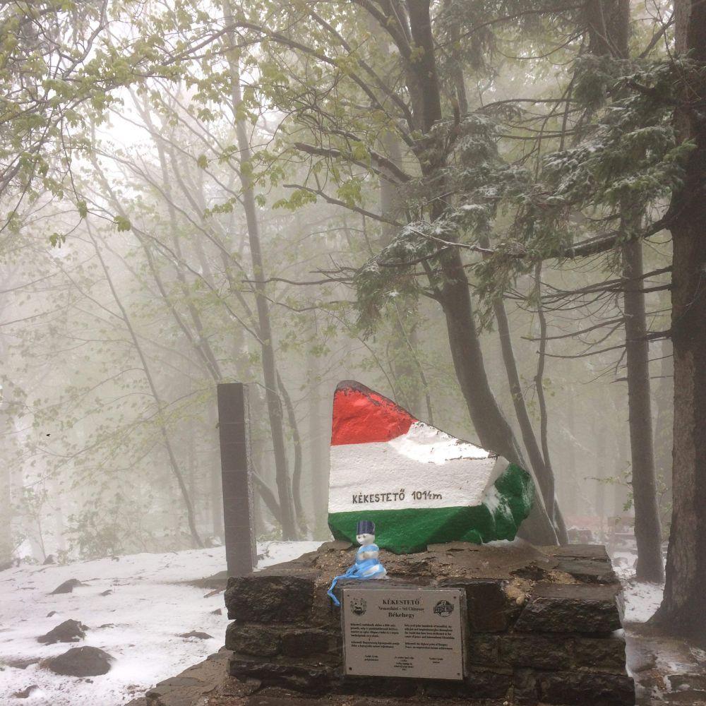 Havazás a Kékesen - Hajdu Márk