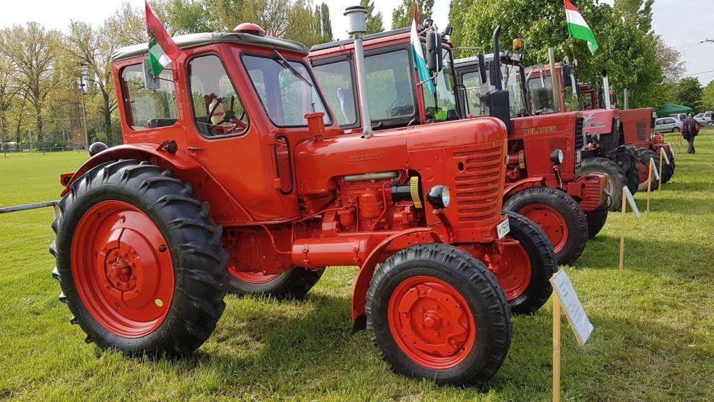 MTZ-50/550/80/82 traktorok