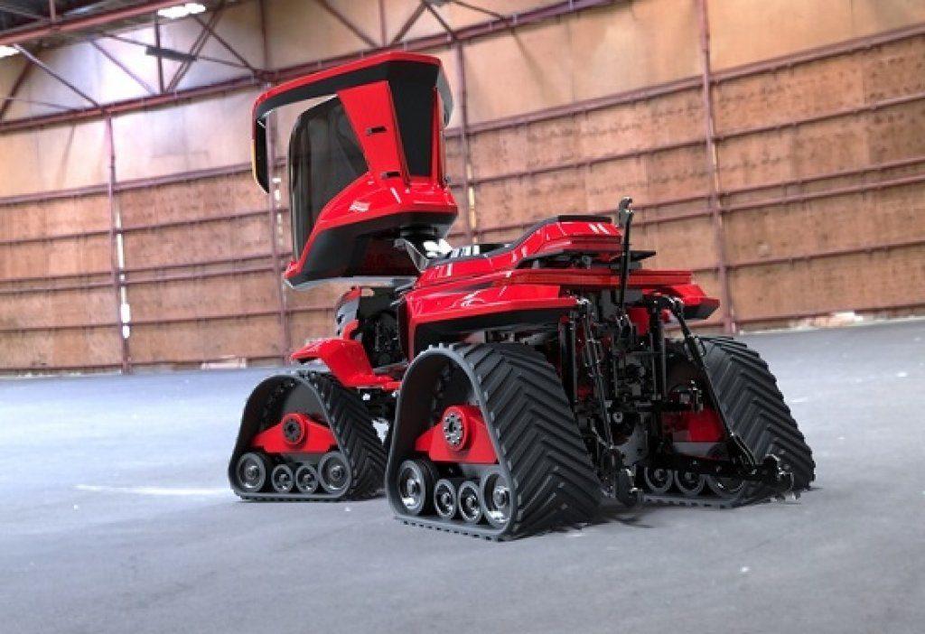 A jövő Belarus traktora
