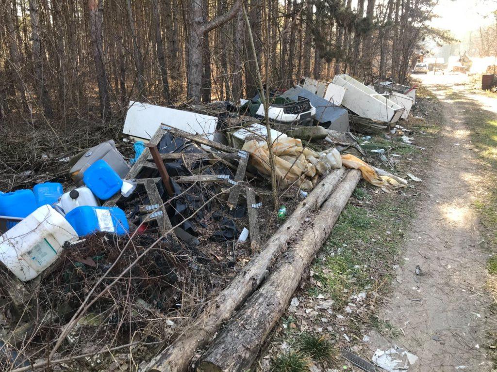 A DALERD Zrt. által felszámolt hulladék mennyisége 200,28 tonna lett.  (Fotó: DALERD Zrt.)