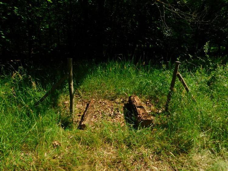Ez maradt Kunhegyesen (fotó: police.hu)